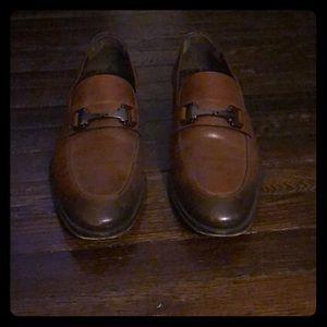 """Bruno Magli men's """"rigen"""" leather loafer"""